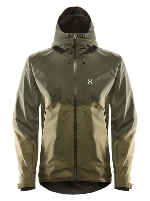 Haglöfs M's Virgo Jacket sage green/deep woods